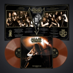 VADER - The Darkest Age - Live '93 - Reissue LP Brown Limited.