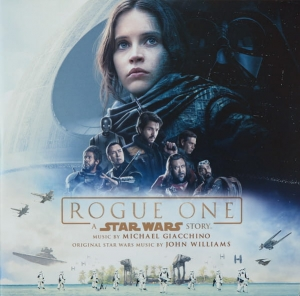 O.S.T. - Rogue One (A Star Wars Story)- Michael Giacchino