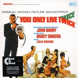 O.S.T. - You Only Live Twice (Original Motion Picture Soundtrack)