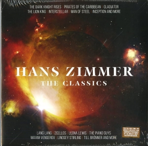 O.S.T. - Hans Zimmer ‎– The Classics