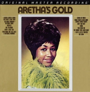 Aretha Franklin ‎- Aretha's Gold - CD digipack SACD