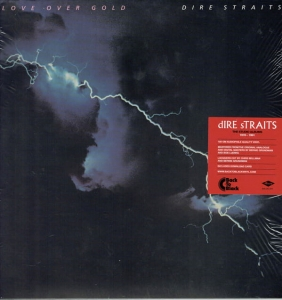 Dire Straits ‎- Love Over Gold - Reissue 180g