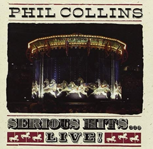 Phil Collins ‎- Serious Hits...Live! - Repress