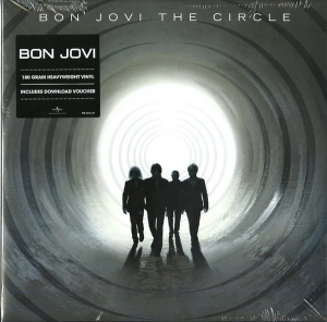 Bon Jovi ‎- The Circle - Reissue, 180 Gram